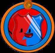 Battle For Diamond Kingdom Badge