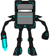 DroidPhone With Sword V2