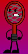20. Tennis Racket