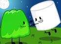 Gelatin and Marshmallow
