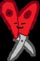 Scissors Pose (BFMAMRP2)