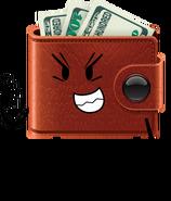 Wallet OC Pose