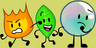 Firey, Leafy and Bubble 11