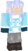 Human Ice Cube (Minecraft)