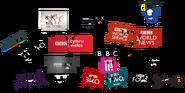 BBC's many bros (objects)