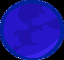 Navy Planet Body