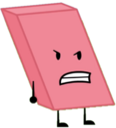 4) Eraser