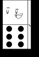 Domino pose