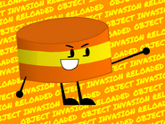Object Invasion Reloaded - Elastic Band Pose by ObjectIncasion65