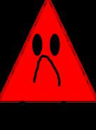 Triangle with limbs