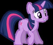 Twilight Sparkle Pose