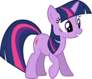 Twilight Sparkle Pose