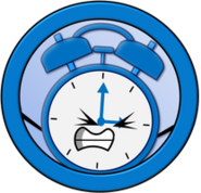 Battle For Cake Kingdom Alarm Clock
