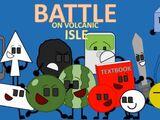 Battle on Volcanic Isle