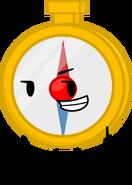 Zephyr's Compass Pose