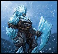 Artwork Avatar of Frost