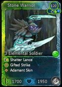 Gifted Stone Warrior-0
