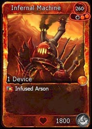Infused Infernal Machine-0