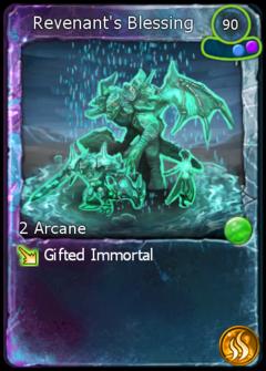 Gifted Revenant's Blessing-0