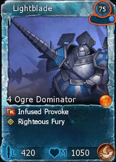 Infused Lightblade-0