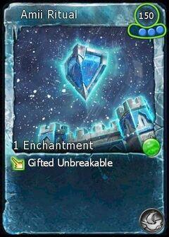 Gifted Amii Ritual-0