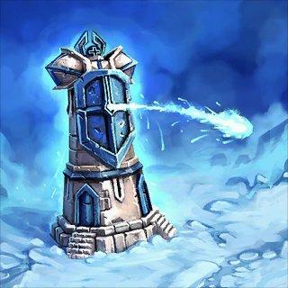 Artwork Ice Shield Tower