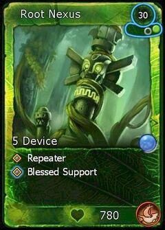 Blessed Root Nexus-0
