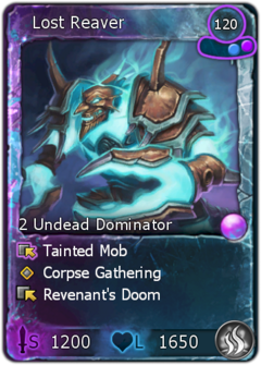 Tainted Lost Reaver-0