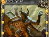 Lord Cyrian