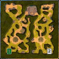 Sunbridge Map