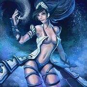 Artwork Frost Sorceress
