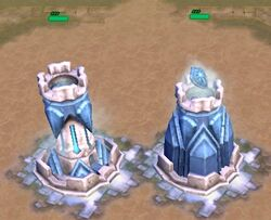 Armored Tower modes