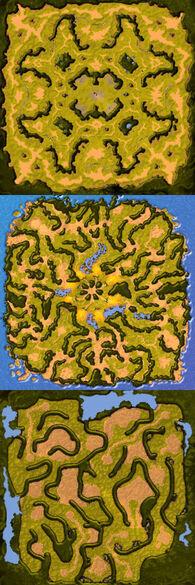 Ascension Map
