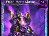 Embalmer's Shrine