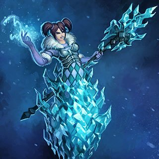 Artwork Frost Mage