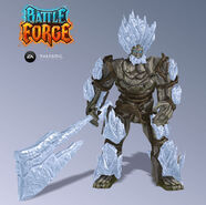Render Avatar of Frost