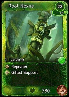Gifted Root Nexus-0