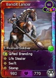 Gifted Bandit Lancer-0