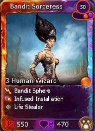 Infused Bandit Sorceress-0