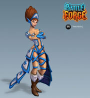 Rendfrostsorceress medium