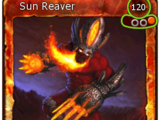 Sun Reaver
