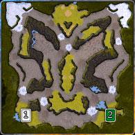 Nightmare Shard Map