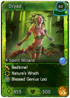 Blessed Dryad-0