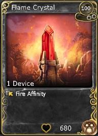 Flame Crystal-0
