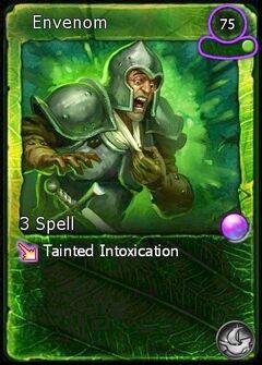Tainted Envenom-0