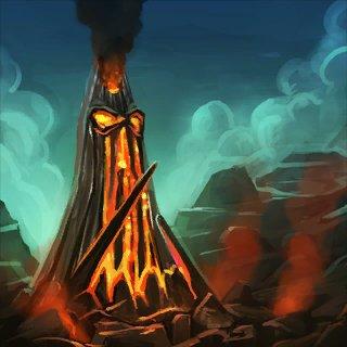 Artwork Fire Altar