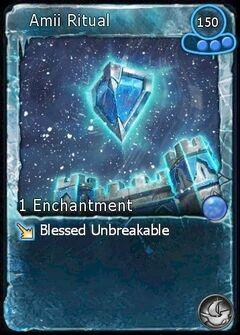 Blessed Amii Ritual-0