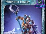 Mountain Rowdy