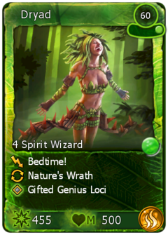 Gifted Dryad-0