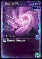 Blessed Nether Warp-0